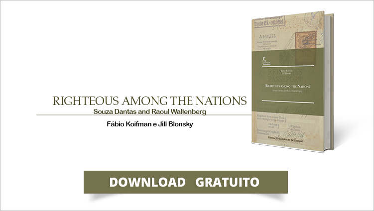 "FUNAG publica ""Righteous Among the Nations"""