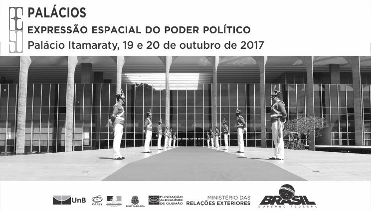 Seminário Palácios: Expressão Espacial do Poder Político