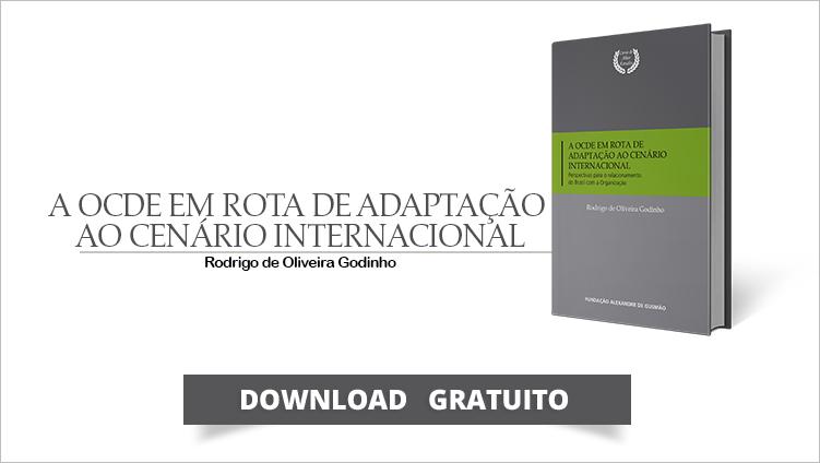 """FUNAG lança o livro """"A OCDE em Rota de Adaptação ao Cenário Internacional: perspectivas para o relacionamento do Brasil com a Organização"""""""