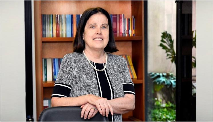 Embaixadora Maria Stela Pompeu Brasil Frota é a nova diretora do IPRI