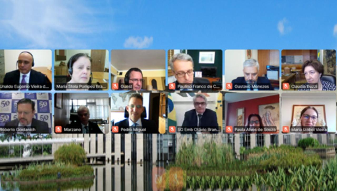 Reunião Ordinária do Conselho de Administração Superior da FUNAG – 2021