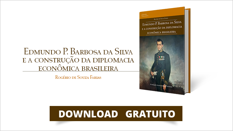 FUNAG releases a biography on the diplomat Edmundo Penna Barbosa da Silva