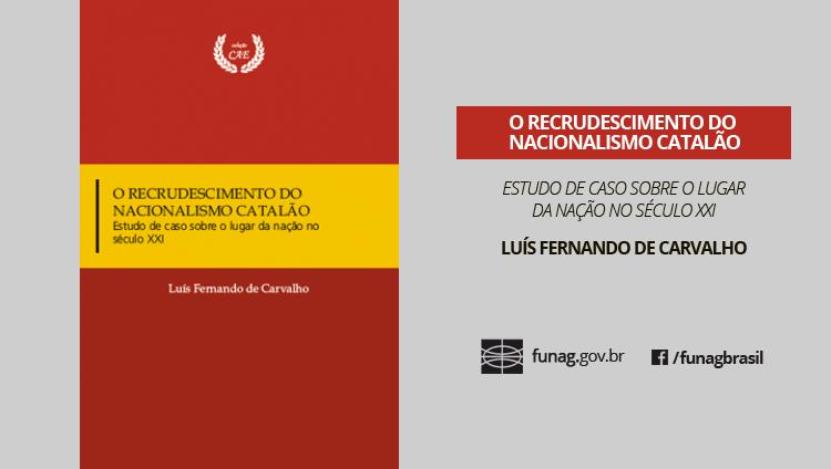 """FUNAG publishes """"O recrudescimento do nacionalismo catalão"""""""