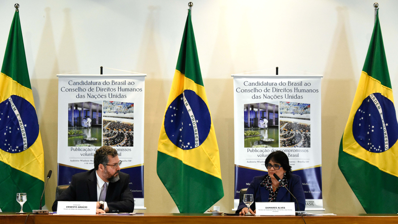Candidatura do Brasil ao Conselho de Direitos Humanos das Nações Unidas
