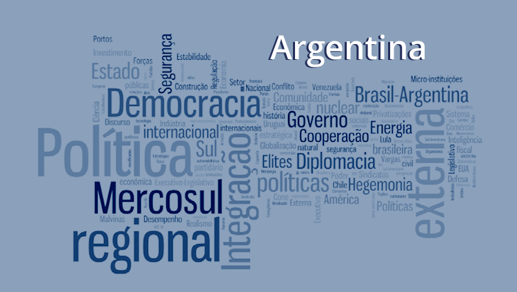 Access the updated listing of academic production in International Relations: Argentina