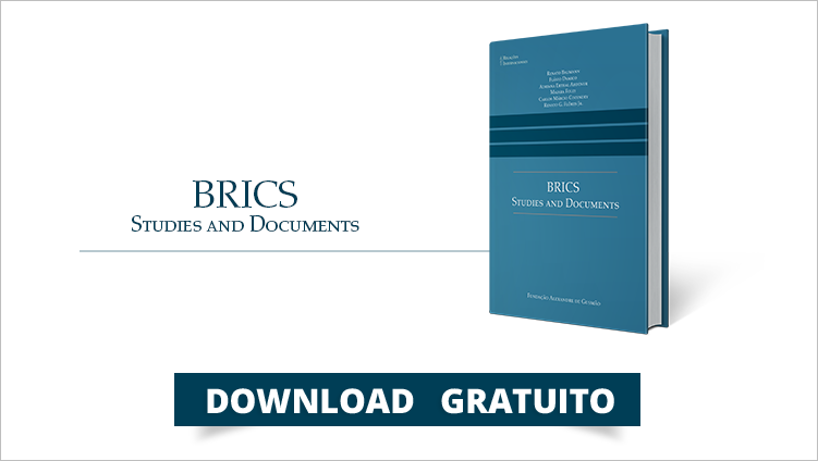 "FUNAG releases ""BRICS - studies and documents"""
