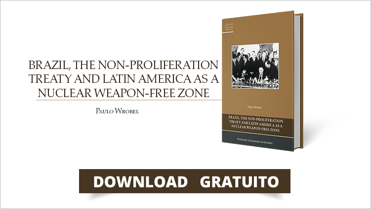 "FUNAG publishes ""The Non-Proliferation Treaty and Latin America as a Nuclear Weapon-free Zone"""