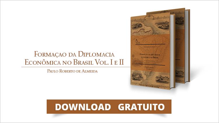 """FUNAG lança a terceira edição do livro """"Formação da Diplomacia Econômica no Brasil"""""""