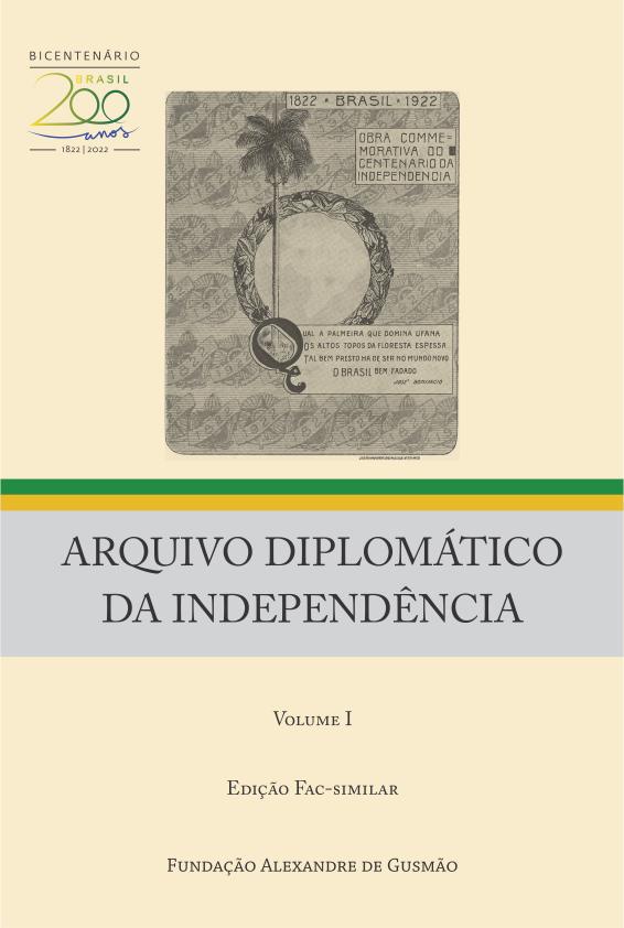 Arquivo Diplomático da Independência - Vol. I a VI