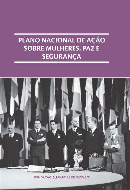 Plano Nacional de Ação sobre Mulheres, Paz e Segurança