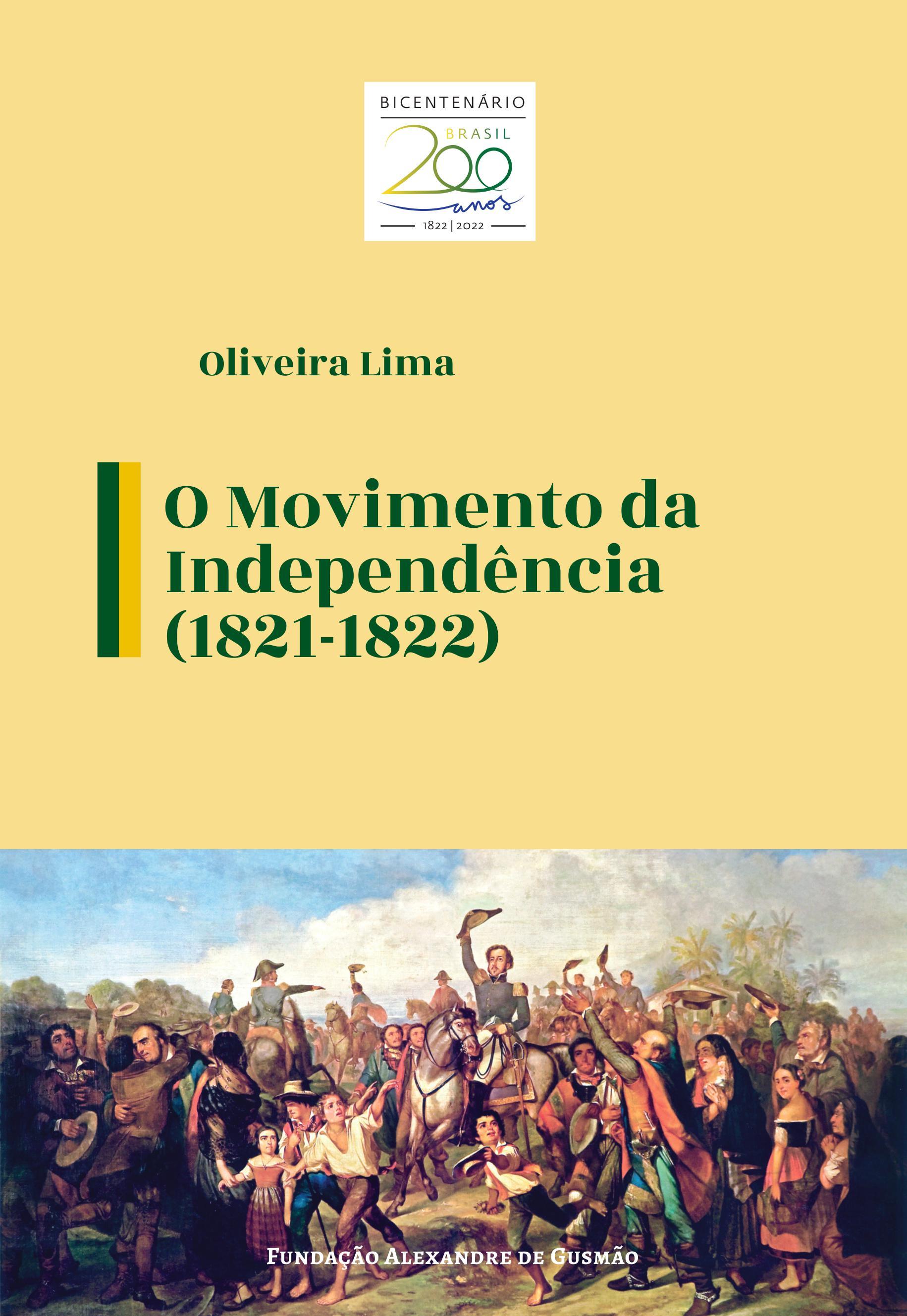 O movimento da independência (1821-1822)