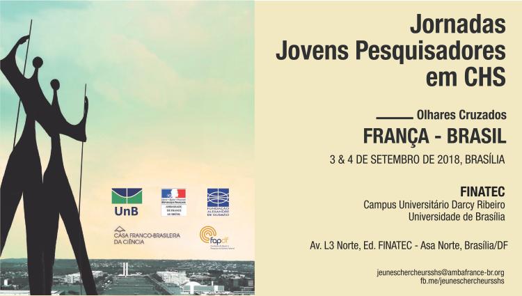 Chamadas abertas para estudantes brasileiros com projetos vinculado à França