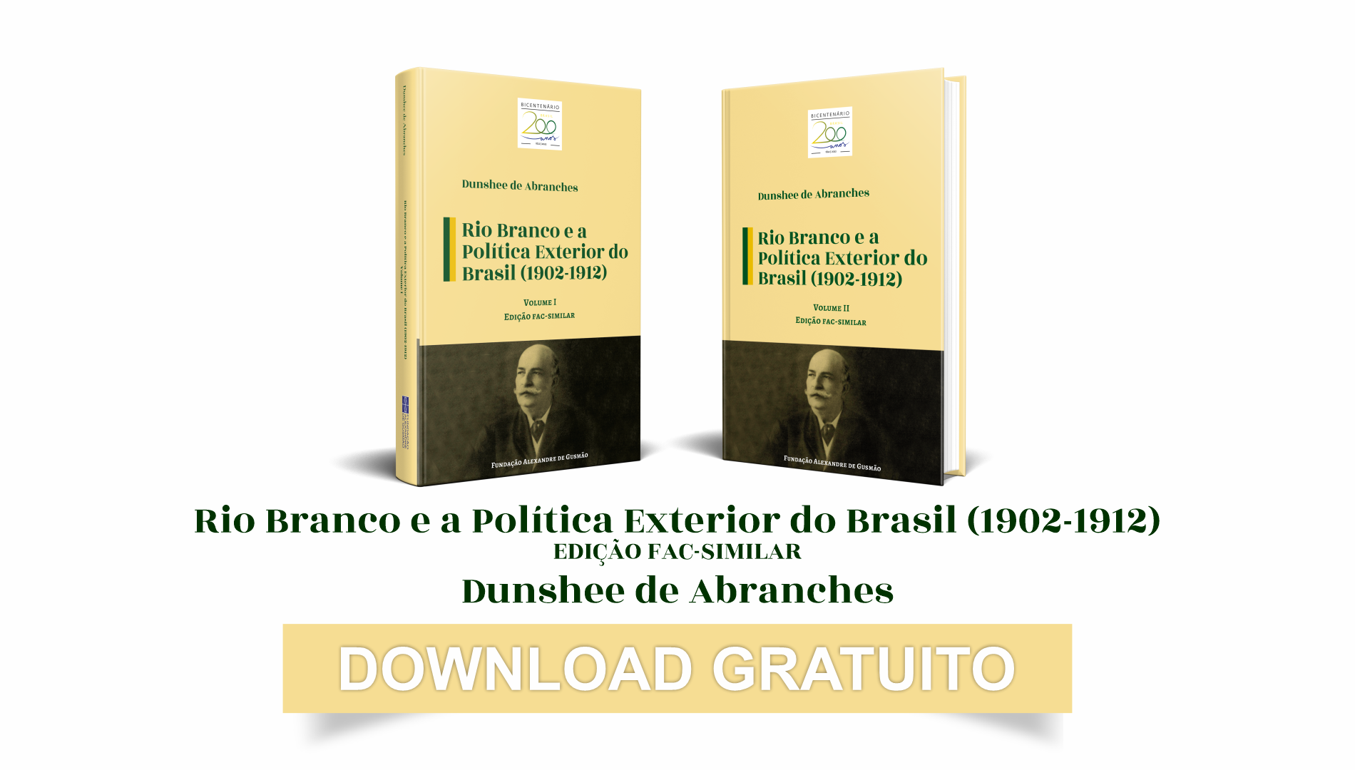 FUNAG publica a 2° edição fac-símile da obra