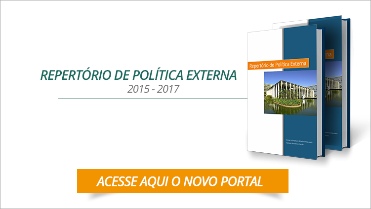 Novo portal do Repertório de Política Externa