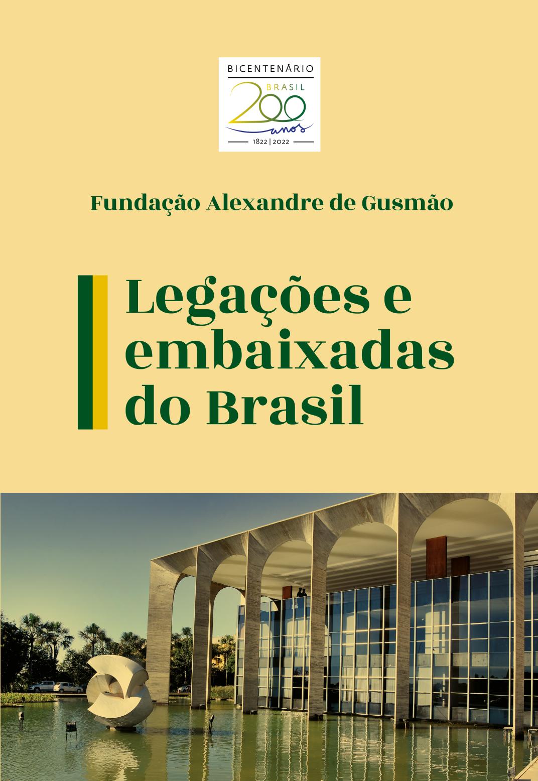 Legações e embaixadas do Brasil